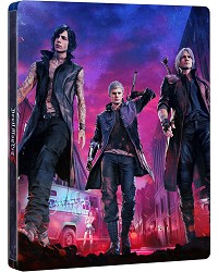 Devil May Cry 5 Sammler Steelbook (exklusiv) (Merchandise)