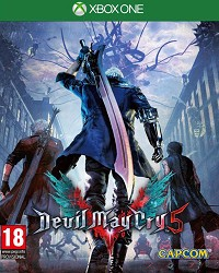 Devil May Cry 5 uncut - Cover beschädigt (Xbox One)