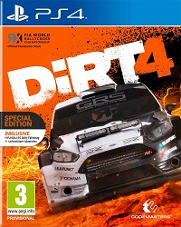 DiRT 4 Special Edition (PS4)