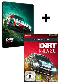 DiRT Rally 2.0 Deluxe Early Access STEELBOOK Edition inkl. Bonus (PC)