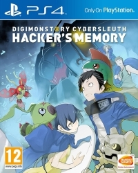 Digimon Story: Cyber Sleuth - Hackers Memory (PS4)
