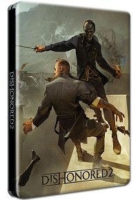 Dishonored 2 Sammler Steelbook (Merchandise)