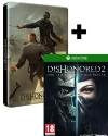 Dishonored 2: Das Vermächtnis der Maske AT Steelbook Edition uncut + 5 Bonus DLCs (Xbox One)