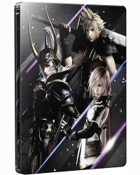 Dissidia Final Fantasy NT Limited Steelbook Edition inkl. 3 Boni (PS4)