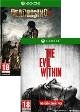 Horrorpack: The Evil Within + Dead Rising 3 AT uncut