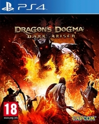 Dragons Dogma: Dark Arisen HD uncut Edition (PS4)