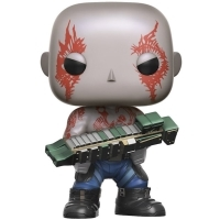 Drax Guardians of the Galaxy 2 POP! Vinyl Figur (10 cm) (Merchandise)