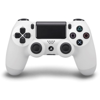 DualShock 4 wireless Controller Glacier White (PS4)