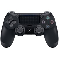DualShock 4 wireless Controller Jet Black V2 (PS4)