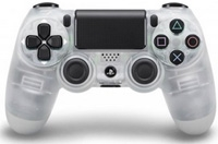 DualShock 4 wireless Controller Crystal V2 (2017) Limited Edition (PS4)