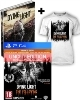 Dying Light Teil 1 + The Following [Enhanced AT D1 Bonus Steelbook uncut Edition] + T-Shirt (L) + Kettensäge