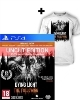 Dying Light Teil 1 + The Following [Enhanced AT uncut Edition] + T-Shirt (L) + Kettensäge