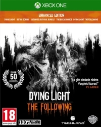 Dying Ligh The Following Enhanced Edition uncut (Xbox One)