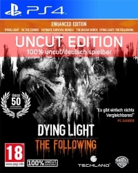 Dying Light Teil 1 + The Following Enhanced AT Edition uncut (limitiert) (PS4)