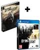 Dying Light Limited Steelbook Edition CH-Import uncut inkl. Be the Zombie DLC