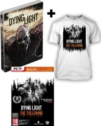 Dying Light Teil 1 + The Following Enhanced Special Edition + Steelbook Edition uncut + T-Shirt (PC)