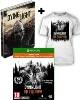 Dying Light Teil 1 + The Following D1 Bonus Steelbook Edition uncut + T-Shirt