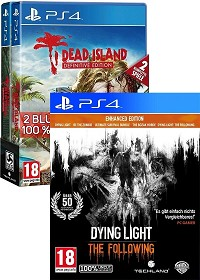 Dead Island Definitive Collection dying light