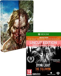 Dying Light uncut + Zombie Steelbook - Erstauflage (Xbox One)