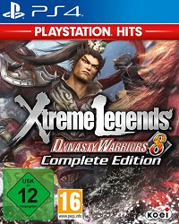 Dynasty Warriors 8: Xtreme Legends Complete Edition uncut Playstation Hits (PS4)