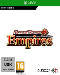 Dynasty Warriors 9 Empires (Xbox Series X)