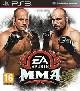 EA Sports MMA (Mixed Martial Arts) uncut (PS3)