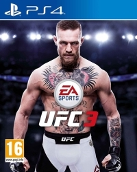 EA Sports UFC 3 [uncut Edition] inkl. 3 Boni (PS4)