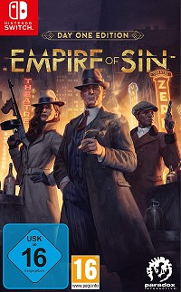 Empire of Sin Day One Bonus Edition (Nintendo Switch)