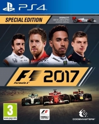 F1 (Formula 1) 2017 Special Edition (PS4)