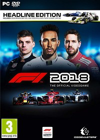 F1 (Formula 1) 2018 Headline Edition (PC)