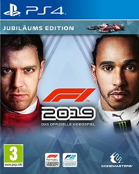 F1 (Formula 1) 2019 Jubiläums Edition (PS4)
