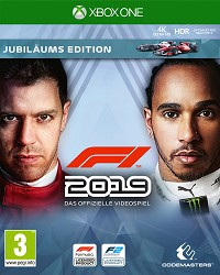 F1 (Formula 1) 2019 Jubiläums Edition (Xbox One)