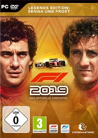 F1 (Formula 1) 2019 Legends Edition (Early Access) (PC)