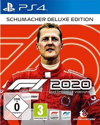 F1 (Formula 1) 2020 (Schumacher Deluxe Edition) (PS4)