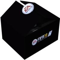 FIFA 18 AT PEGI Limited Fan Edition inkl. Spiel + 14 Bonus DLCs (PS4)
