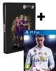 FIFA 18 Limited AT PEGI Steelbook Edition inkl. 14 Bonus DLCs (PS4)