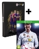 FIFA 18 [Limited AT PEGI Steelbook Edition] inkl. 14 Bonus DLCs (Xbox One)
