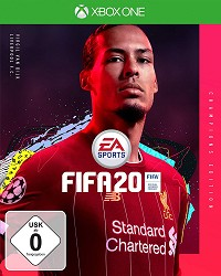 FIFA 20 für Merchandise, Nintendo Switch, PC, PS4, X1