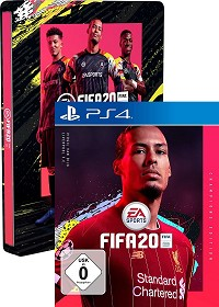 FIFA 20 für Merchandise, Nintendo Switch, PS4, X1