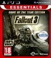 Fallout 3 Game Of The Year uncut (PS3)