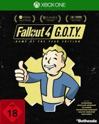 Fallout 4 GOTY USK uncut (Xbox One)