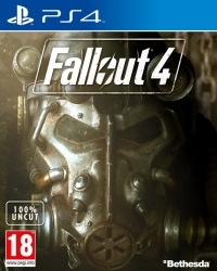 Fallout 4 [AT D1 Bonus uncut Edition] + Dog Tag Limited Edition (exklusiv) (PS4)