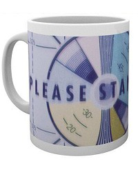 Fallout 76 Tasse Please Stand By (Merchandise)