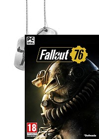 Fallout 76 D1 Bonus uncut + Dog Tag + Trolley Token (PC)