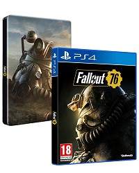 Fallout 76 Limited Steelbook Edition uncut (PS4)