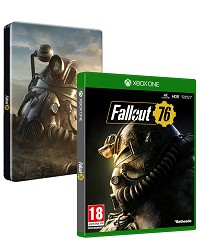 Fallout 76 Limited Steelbook Edition uncut (Xbox One)