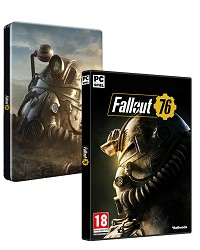 Fallout 76 Limited Steelbook Edition uncut (PC)