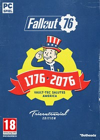 Fallout 76 Limited Tricentennial Edition uncut + BETA Vorabzugang + Trolley Token (PC)