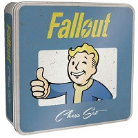 Fallout Schachspiel Collectors Set (Merchandise)