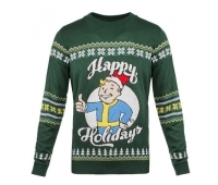 Fallout Xmas Pullover (M) (Merchandise)